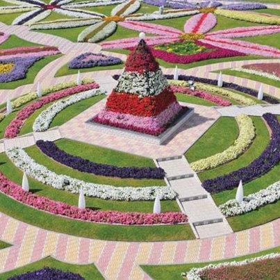 I posti pi belli del mondo i giardini di fiori ad abu - I mobili piu belli del mondo ...